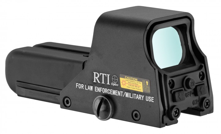 RTI Red Dot Type 552