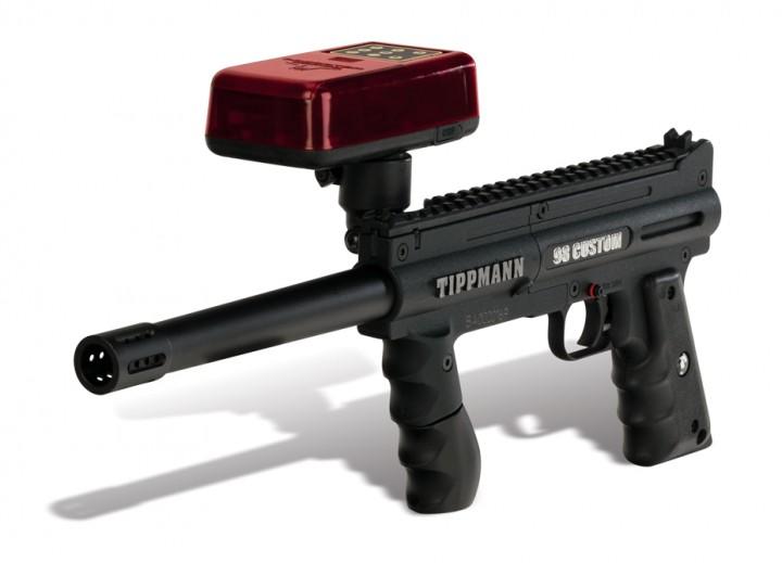 Tippmann Barracuda Laster System