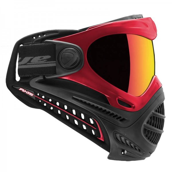 DYE GOGGLE AXIS PRO RED – BRONZE FIRE