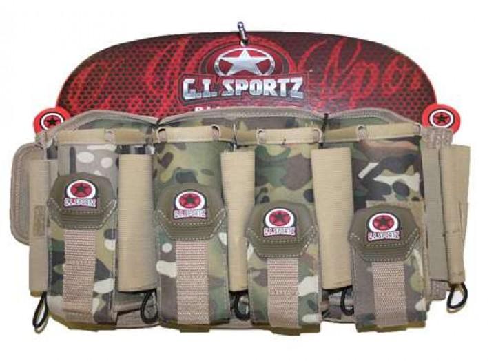 G.I. Sportz Multicam Pack 4+7