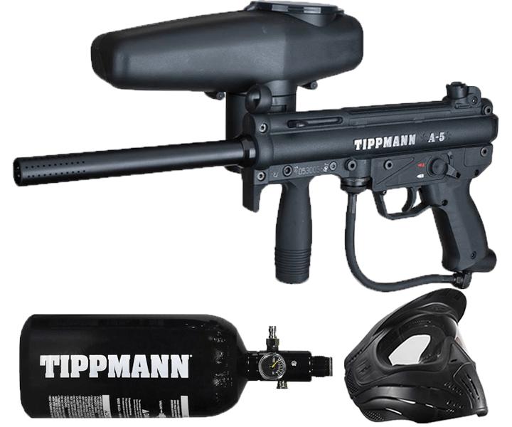 Tippmann A5 Basic HP Kit