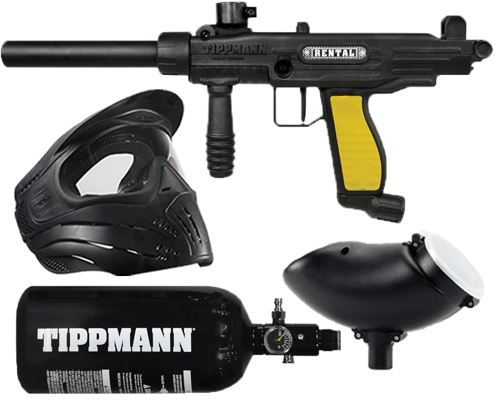 Tippmann FT12 Rental HP Kit