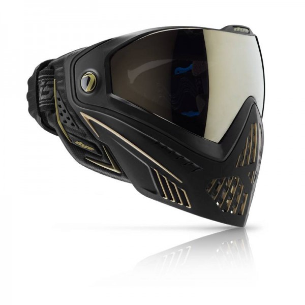 PAINTBALL MASKE - DYE i5 ONYX GOLD