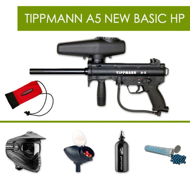 Tippmann A5 New Basic HP Set