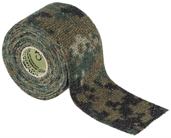 Camo Form Tarnband Digital Woodland