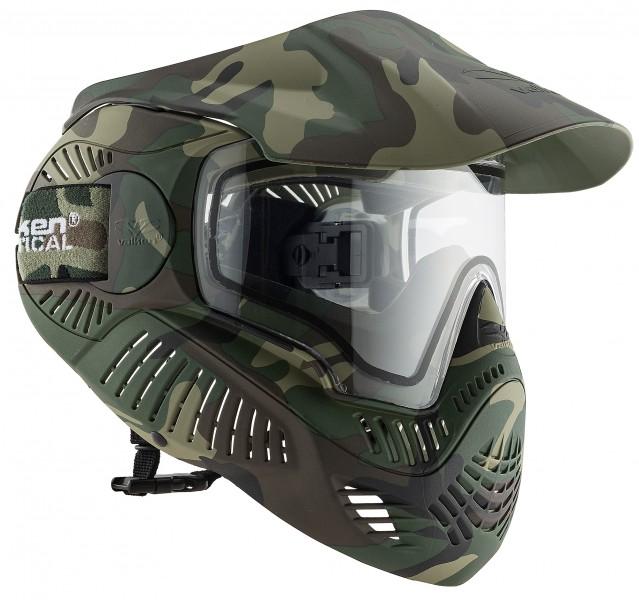 Valken Annex MI-7 Thermal Maske Woodland