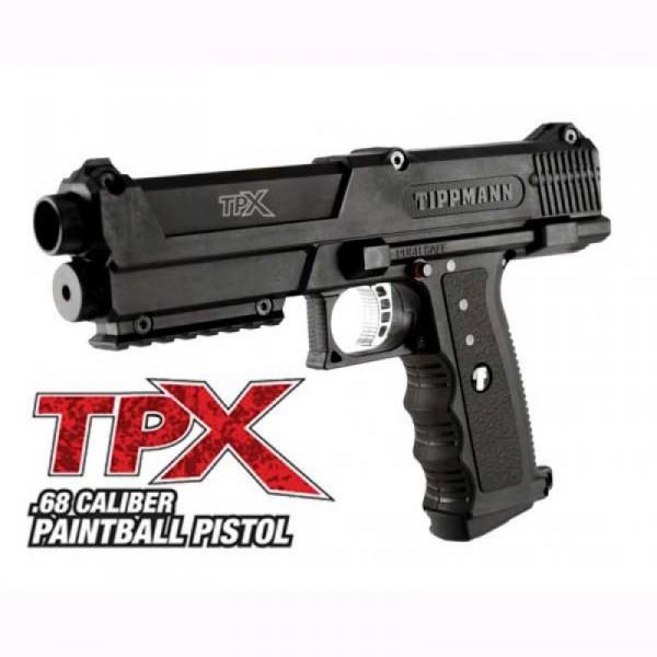 Tippmann TPX Schwarz