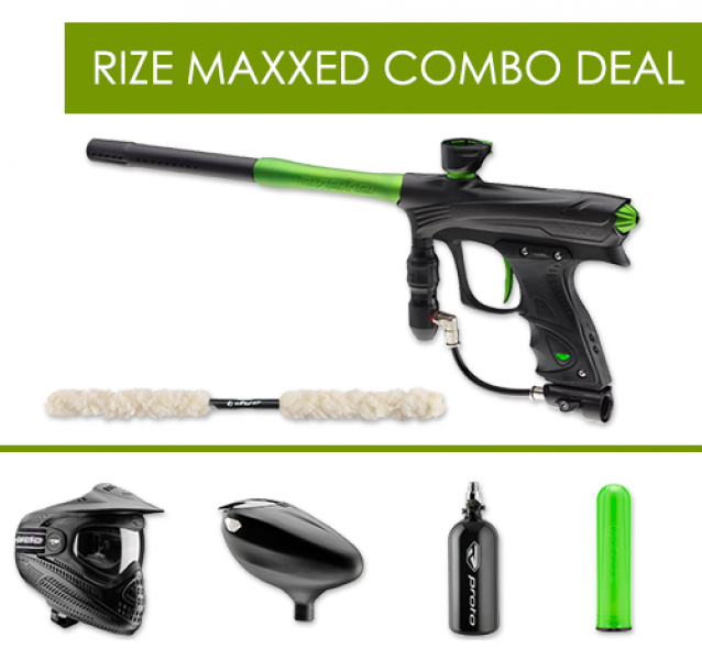 Rize Maxxed Combo Deal